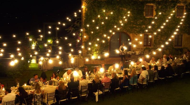 Matrimonio Tema Candele E Lanterne : Il nostro service audio e luci fornisce a wedding planner